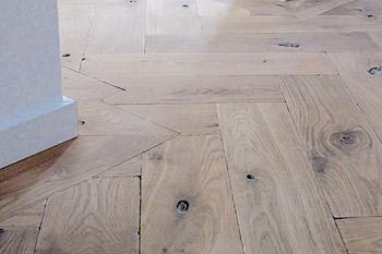 Eikenhouten Visgraat Vloer : Visgraat houten vloer prijs